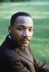 Jr. King Luther Martin